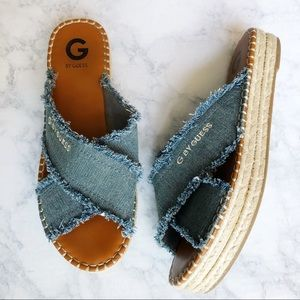 G by Guess Slip Ons